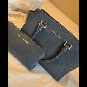 Handbags - Michael Kors purse @ wallet set